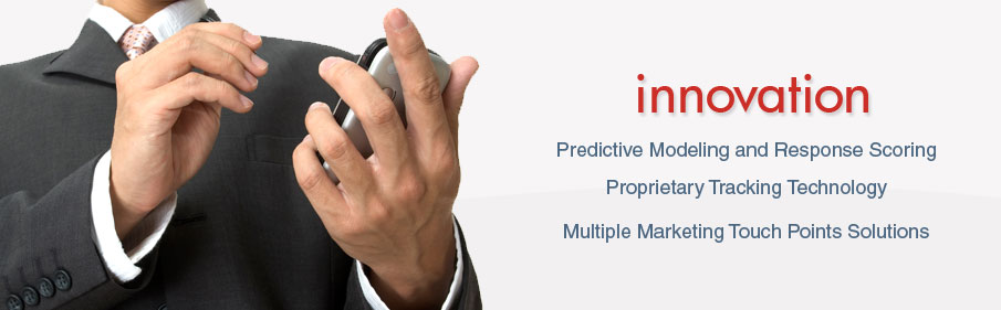Interactive Marketing - Proprietary Technology, Response Scoring